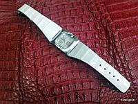 Ремешок из КРОКОДИЛА для часов OMEGA , фото 1