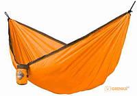 Одноместный туристический гамак La Siesta 'Colibri orange' (CLH15-5)