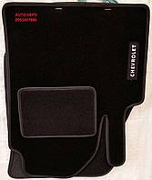 Ворсовые коврики Chevrolet Aveo 2011-, фото 1