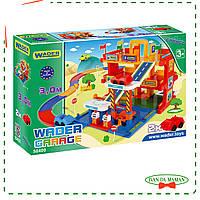Детская парковка Wader