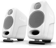 IK MULTIMEDIA iLoud Micro Monitor White Special Edition 2-полосный активный (bi-amp) студийный монитор