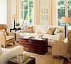 Преимущества плетеной мебель