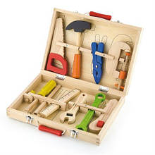Игровой набор Viga Toys Набор инструментов 10 шт