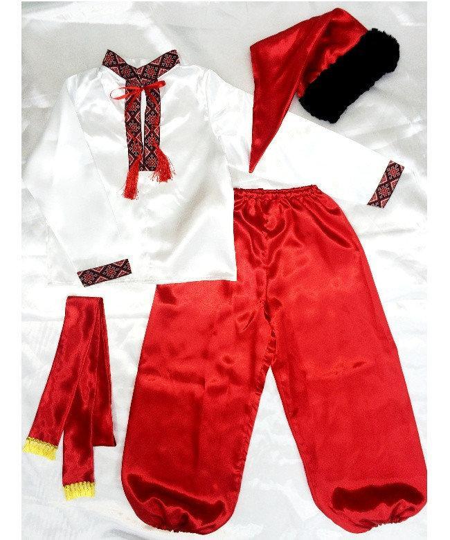 Детский карнавальный костюм Bonita Украинец № 1 105 - 120 см Разноцветный