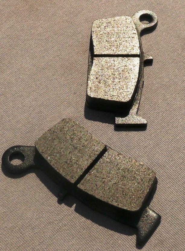 Колодки дисковые LEAD-90