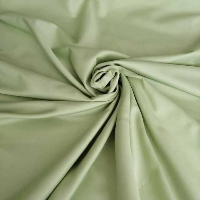 ткань сатин оливка, сатин, ткань для постельного белья