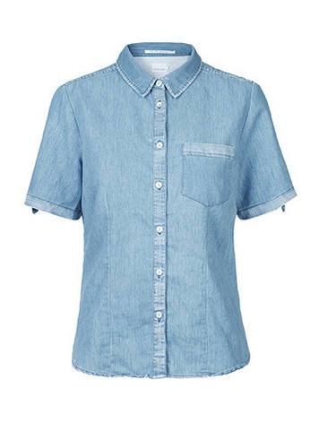 Джинсова сорочка Bila 2 від Peppercorn в розмірі M, фото 2