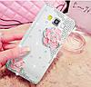 """Samsung G530 / 531 GRAND PRIME со стразами камнями чехол панель бампер оригинальный для телефона """"DIMOND STAR"""", фото 2"""