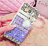 """Samsung G530 / 531 GRAND PRIME со стразами камнями чехол панель бампер оригинальный для телефона """"DIMOND STAR"""", фото 3"""
