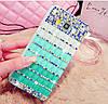 """Samsung G530 / 531 GRAND PRIME со стразами камнями чехол панель бампер оригинальный для телефона """"DIMOND STAR"""", фото 4"""