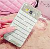 """Samsung G530 / 531 GRAND PRIME со стразами камнями чехол панель бампер оригинальный для телефона """"DIMOND STAR"""", фото 6"""