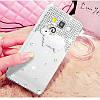 """Samsung G530 / 531 GRAND PRIME со стразами камнями чехол панель бампер оригинальный для телефона """"DIMOND STAR"""", фото 9"""
