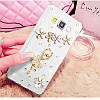 """Samsung G530 / 531 GRAND PRIME со стразами камнями чехол панель бампер оригинальный для телефона """"DIMOND STAR"""", фото 10"""