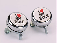 Звонок на велосипед металлический, фото 1