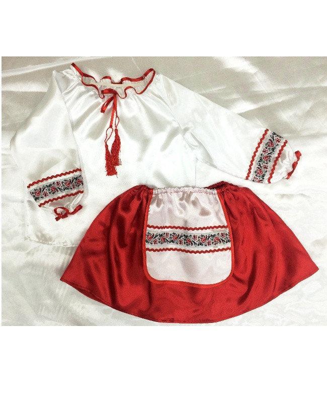 Детский карнавальный костюм Bonita Украинка № 1 95 - 110 см Разноцветный