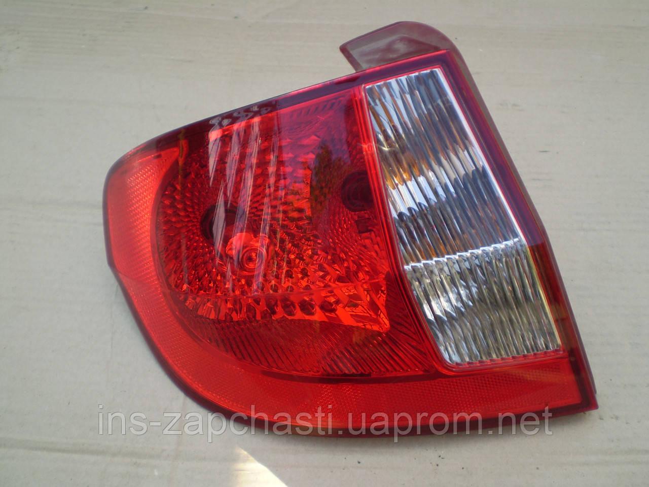 92401-1C5XX фонарь задний левый 92401-1C5L Hyundai Getz (2005-2008)
