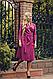 Платье миди на запах Марайа, С-52, фото 3