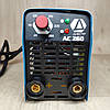 Акция. Сварочный аппарат инвертор Днестр АС-260 +Маска хамелеон, фото 6