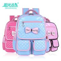 Детский школьный ортопедический рюкзак  яркий , качественный 2 длина 4  цвета, фото 1