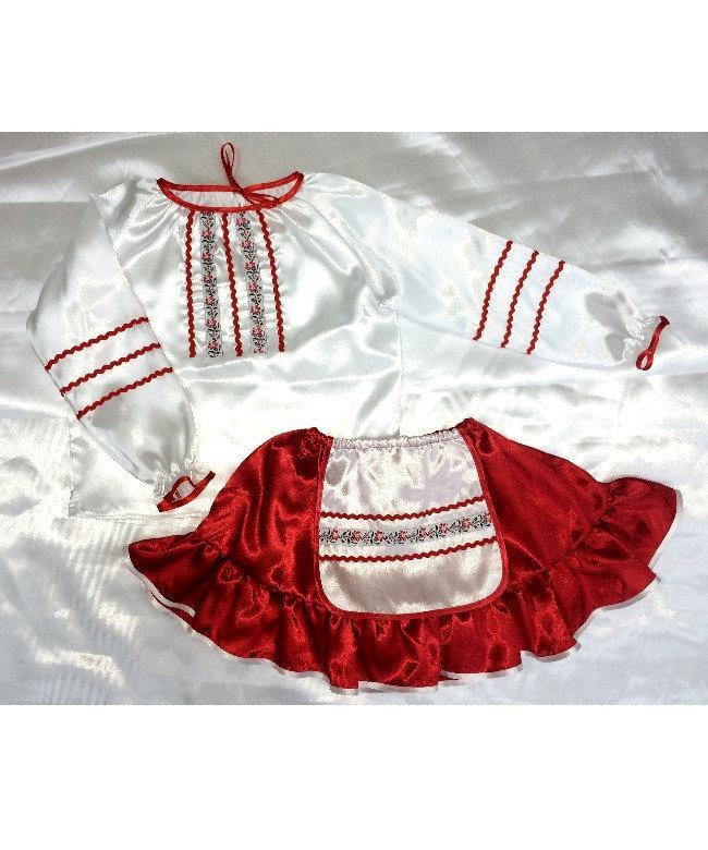Детский карнавальный костюм Bonita Украинка № 2 95 - 110 см Разноцветный