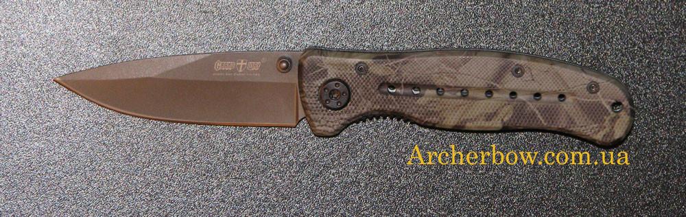 Нож складной GRAND WAY 6458