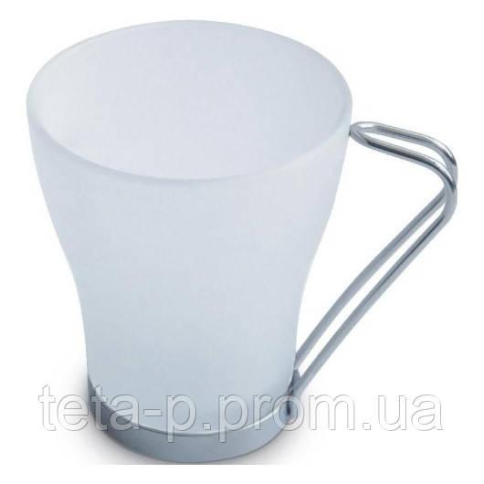 Чашка матовая Frozen Venera 250 мл, фрост