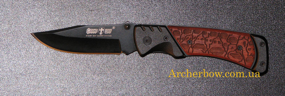 Нож складной GRAND WAY E-17
