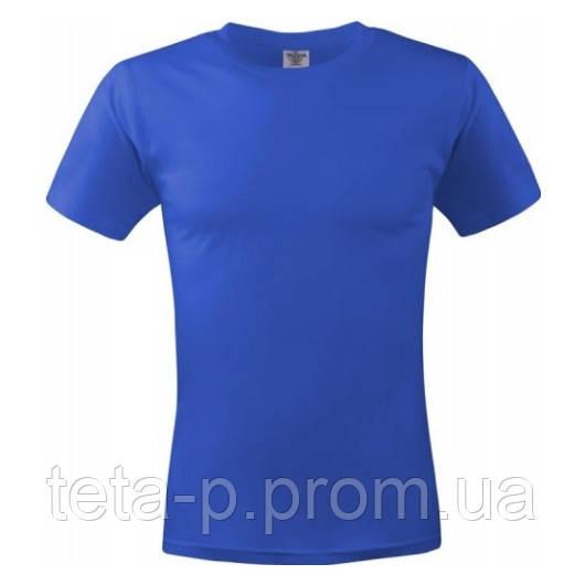 Футболка мужская Keya 150G, синий королевский
