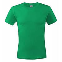 Футболка мужская Keya 150G, т/зеленый