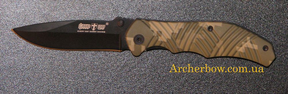 Нож складной GRAND WAY E-28