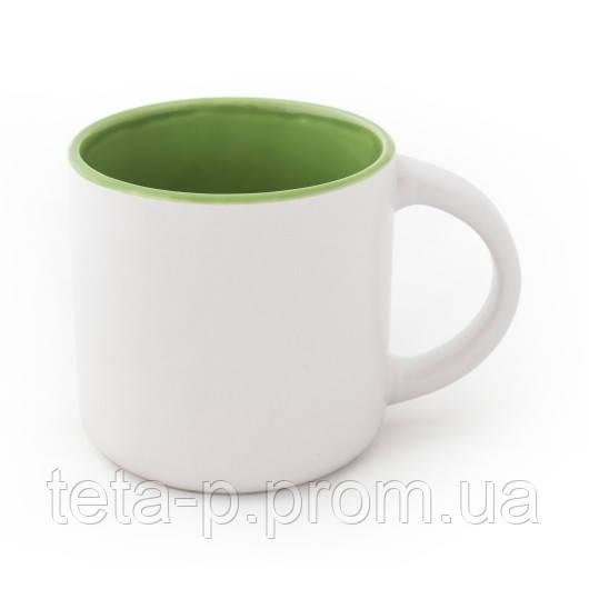 Керамическая чашка матовая SELENA 350 мл