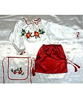 Детский карнавальный костюм Bonita Украинка № 3 95 - 110 см Разноцветный