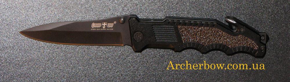 Нож складной GRAND WAY 10165