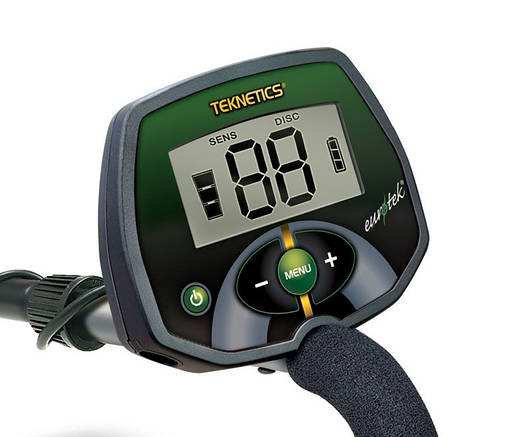 Металлоискатель Teknetics Eurotek, фото 2