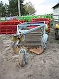 Картофелекопалка двухрядная польская Rolmet Z-609 б/у, фото 3