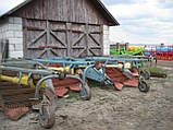 Картофелекопалка двухрядная польская Rolmet Z-609 б/у, фото 4