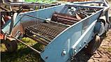 Картофелекопалка двухрядная польская Rolmet Z-609 б/у, фото 6