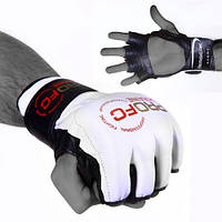 Перчатки для смешанных единоборств 4 oz ProFC Размер С, М, фото 1