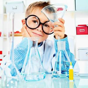 Научные игры, наборы для опытов