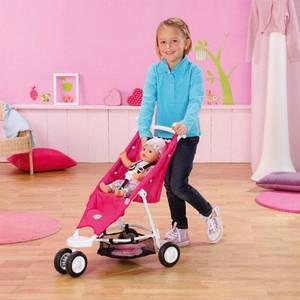 коляски для ляльок і пупсів