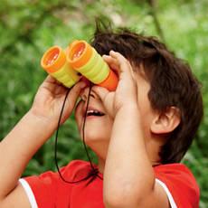 Дитяча ігрова оптика