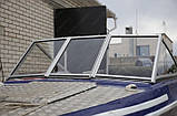 Ветровое стекло Крым (Премиум К) материал СТЕКЛО Krym Premium k, фото 3