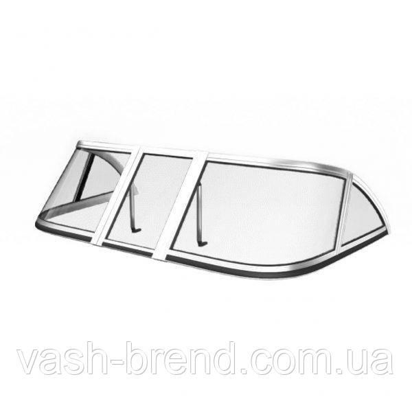 Ветровое стекло Днепр (Элит А) материал АКРИЛ Dnepr Elit K