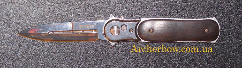 Нож выкидной GRAND WAY 9077