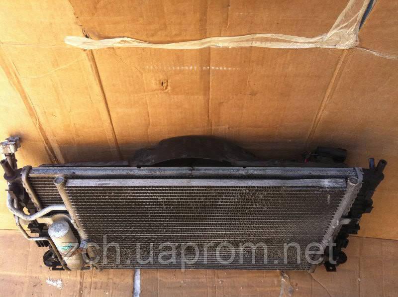 Радиатор воды 1.6 и 2.0 Mazda 3 sedan