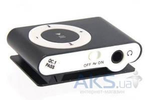 Mp3-плеер Slim Flash Drive Black