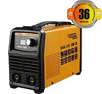 Сварочный инвертор Kaiser MMA-280 HOME LINE дисплей в кейсе (88077)