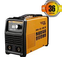 Сварочный инвертор Kaiser MMA-300 HOME LINE дисплей в кейсе (88078)