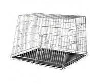 Trixie Клетка для перевозки собак, двойная