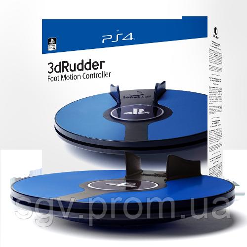 НОВИНКА PlayStation в ГРЕЙПЛе - 3DRudder.